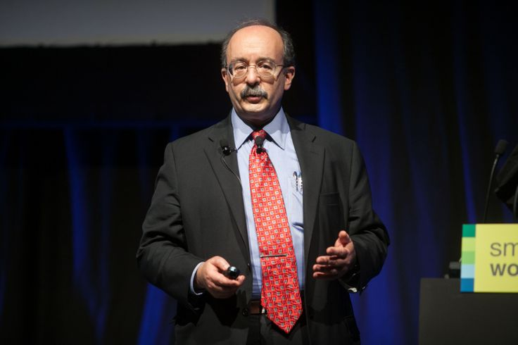 Smart City Expo World Congress 2013 - Amory Lovins