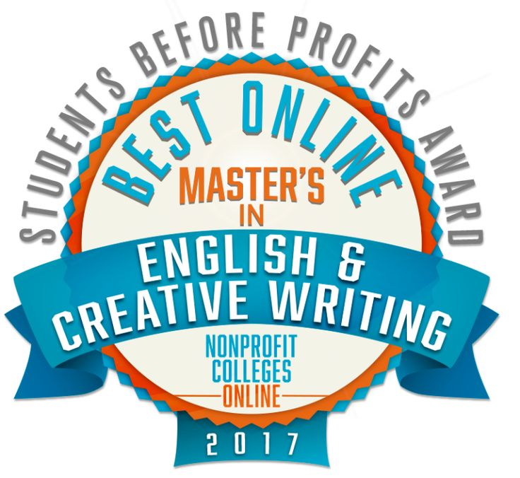 Online creative writing mfa