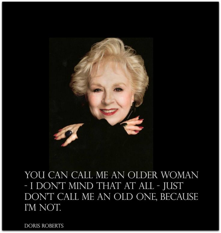 Doris Roberts has received five Emmy Awards and a Screen Actors Guild award during her acting career, which began in 1952. She is 89 years young:))