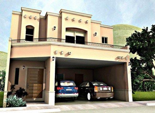 25 best ideas about fachadas de cocheras on pinterest for Casas en garajes