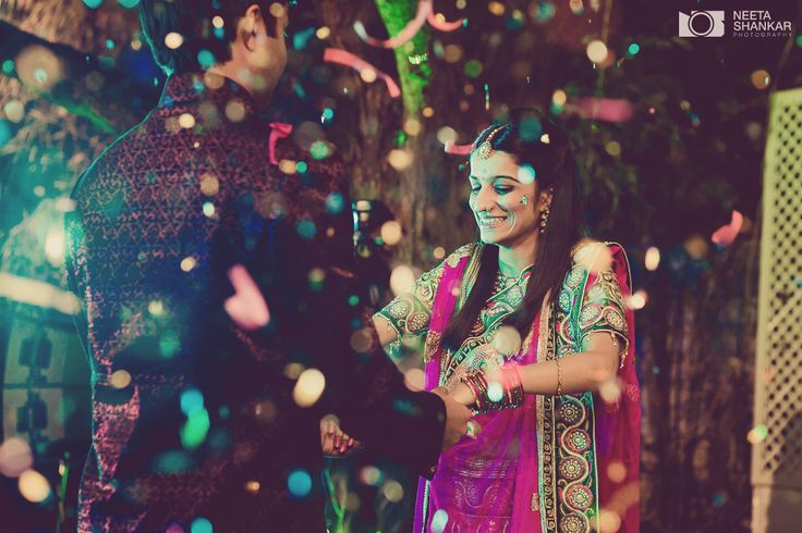 Neeta Shankar is a Candid Wedding & Lifestyle Photographer from Bangalore, India. Her style of photography is creative, natural and offbeat.