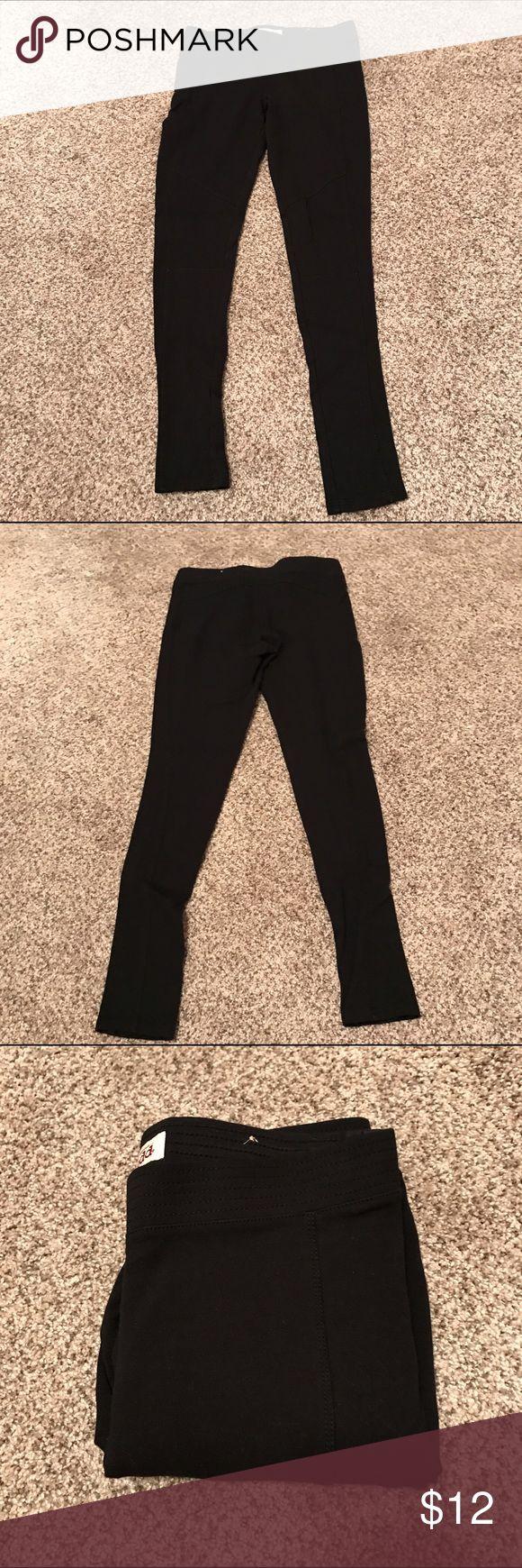 Thick black leggings Black leggings Other