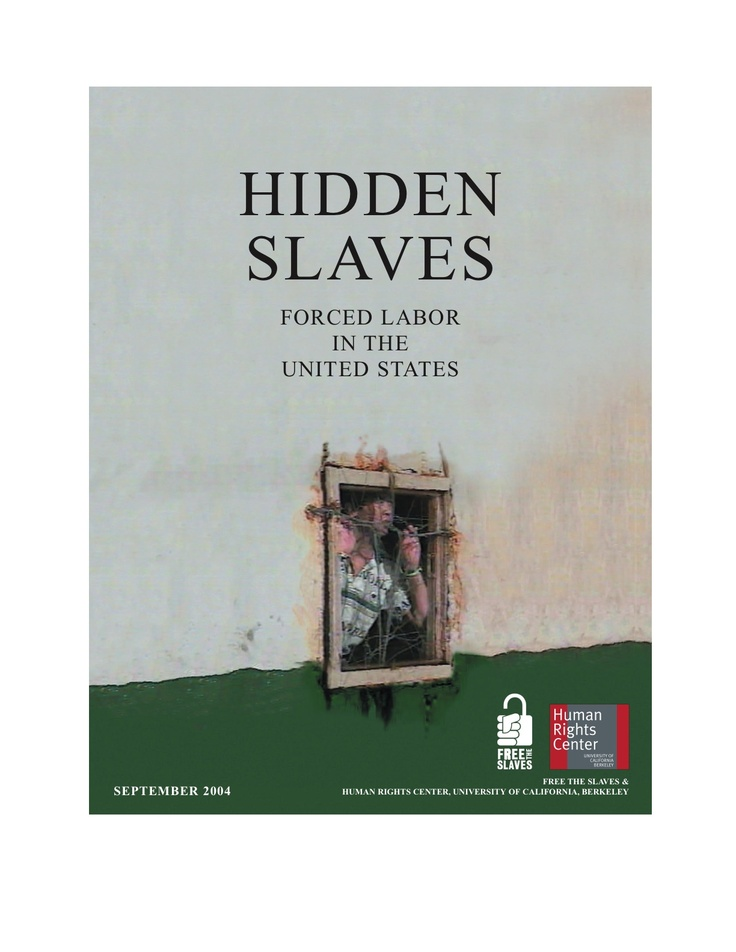 Hidden Slaves: Forced Labor in the US  Our Help Wanted Initiative addresses the recruitment and hiring practices of workers in all supply chains. Learn more: http://www.verite.org/fair-hiring-toolkit