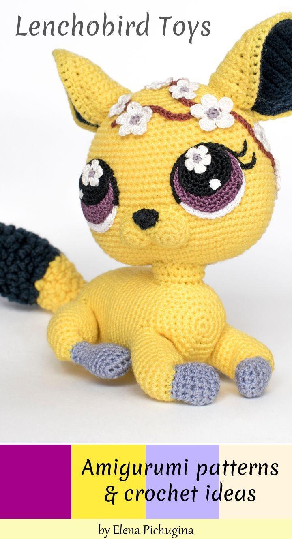 Original Amigurumi Crochet Patterns | Monstruos de ganchillo ... | 1330x720