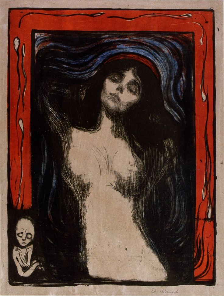 the life and times of norwegian painter eduard munch In the same year he also made a new version of the painting, commissioned by the norwegian art as edvard munch's a couple more times.