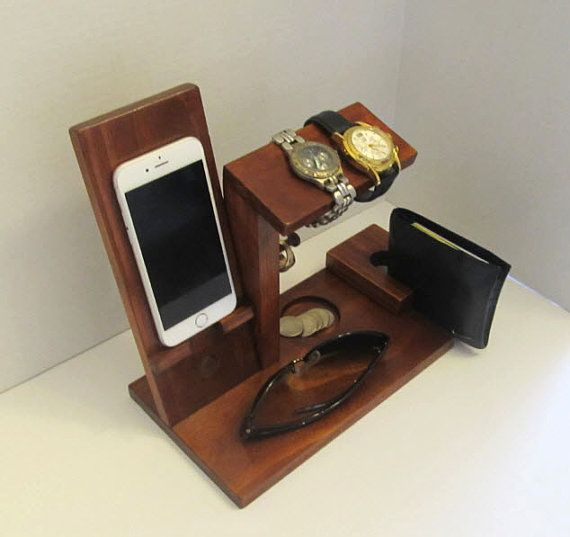 Iphone Dock Iphone Docking Valet Iphone 6 6 plus от ImproveResults