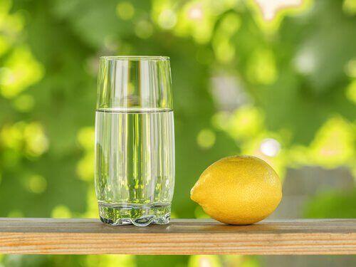 Suco de limão para combater o sobrepeso