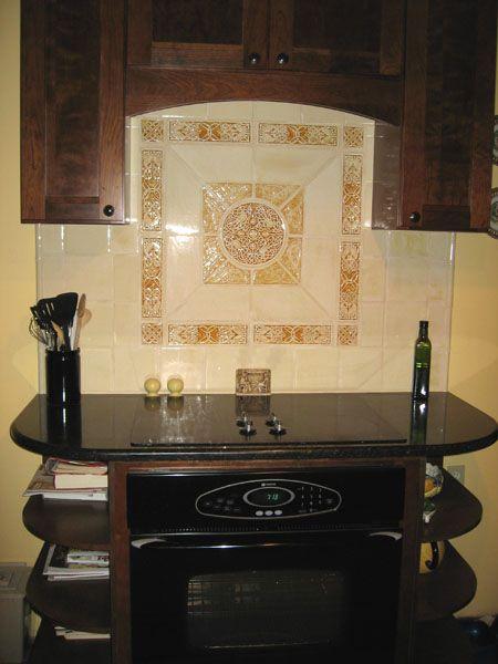Decorative Ceramic Tiles Kitchen Delectable 14 Best Images About Ceramic Tiles On Pinterest  Ceramics Hearth Design Inspiration