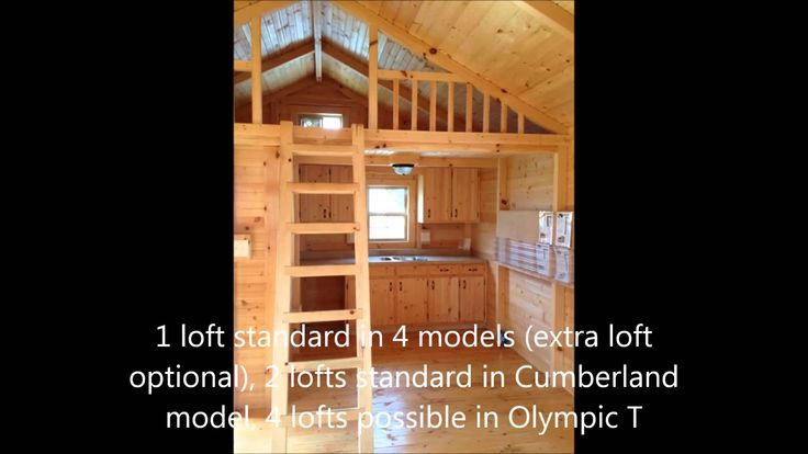 Amish Cabin Company- Quality pre-built cabins delivered to you for same ...