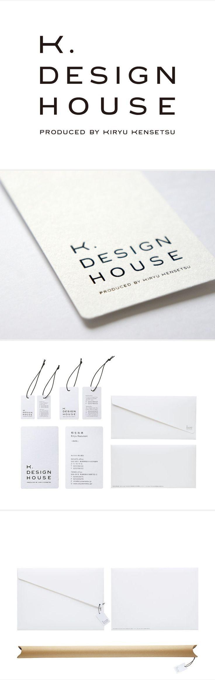 K. DESIGN HOUSE– Great envelopes!: