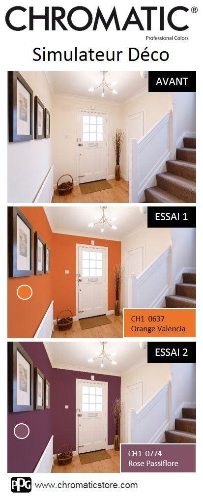 17 meilleures id es propos de mur de l 39 escalier d coration sur pinterest d cor de mur de l for Quelle couleur pour mon escalier en bois