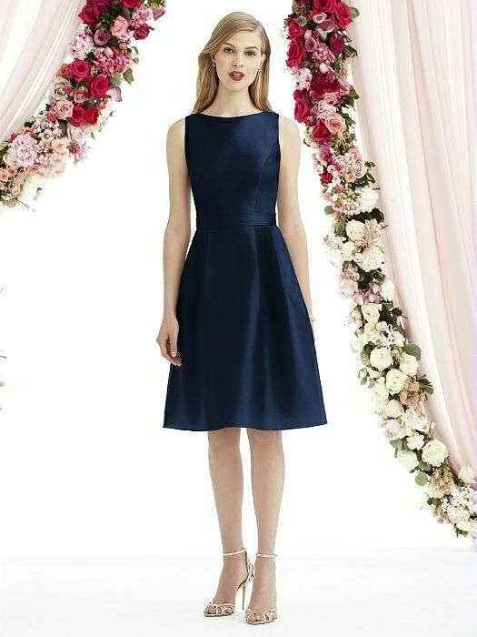 After Six Bridesmaids Style 6744 http://www.dessy.com/dresses/bridesmaid/6744/