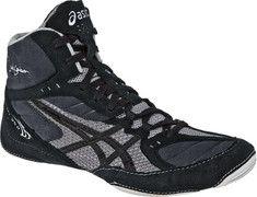 ASICS Cael® V5.0 - Black/Black/Silver