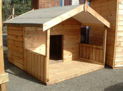 les 25 meilleures id es de la cat gorie plans de niche pour chien sur pinterest enclos pour. Black Bedroom Furniture Sets. Home Design Ideas