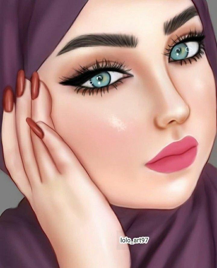 Pin By Syeℓma ۦ On خلفيات حلوة للبنات Cartoon Girl Images Beautiful Girl Drawing Cute Girl Drawing