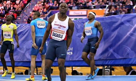 Katarina Johnson-Thompson, James Dasaolu struggling ahead of worlds British athletes fighting illness and injury ahead of next month's Worl...