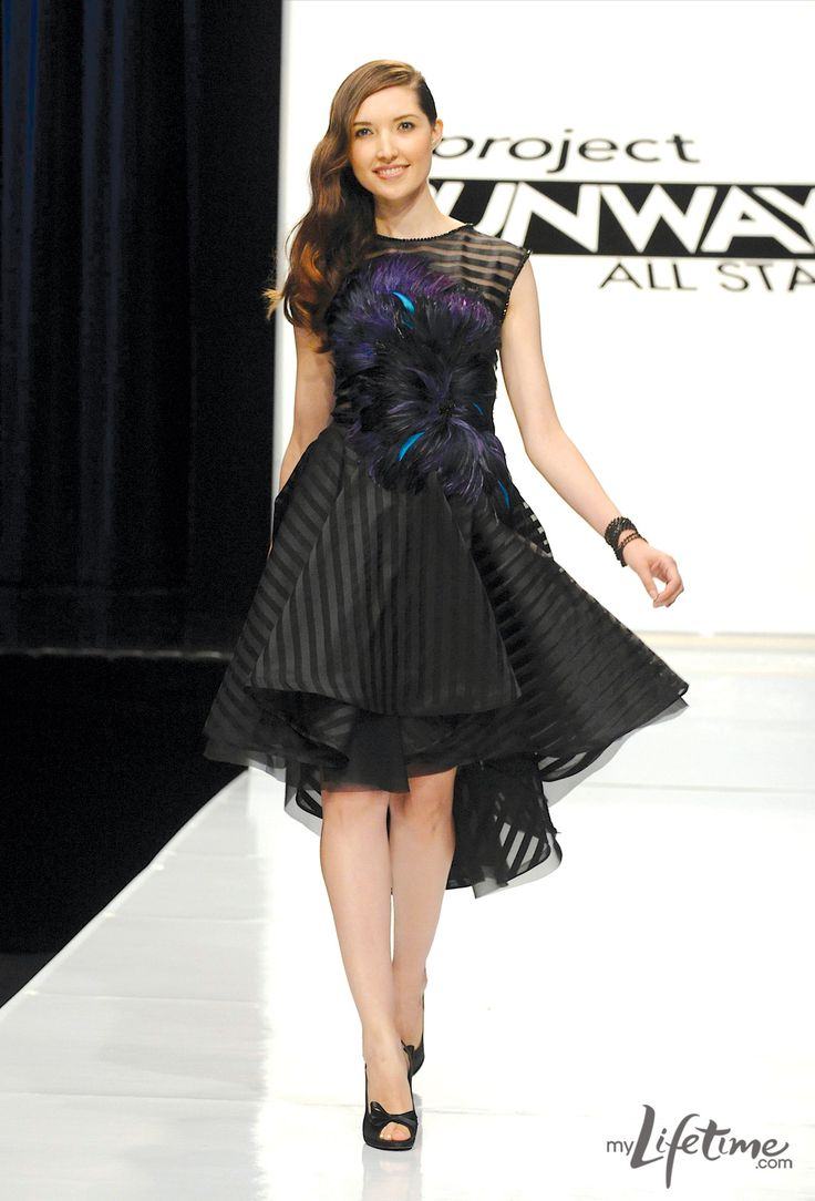 I love this dress from Project Runway All-Stars. Anthony ...