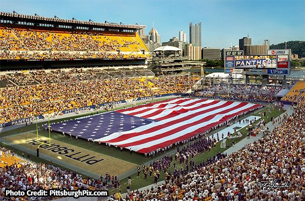Pitt Panthers - Heinz Field (Pittsburgh)