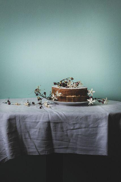Victoria Lemon Sponge Cake Recipe