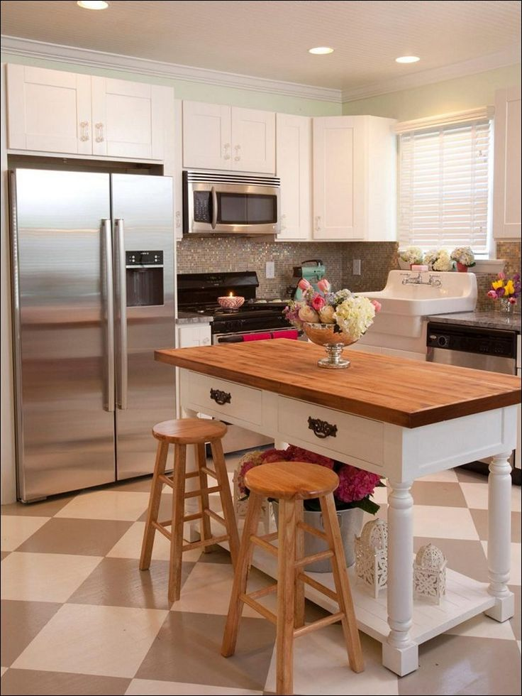 Kitchen With 2 Islands   Cheap Kitchen Island Ideas Check More At Http://