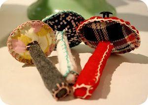 キノコの雑貨作り方༽΄◞ิ౪◟ิ‵༼ - NAVER まとめ