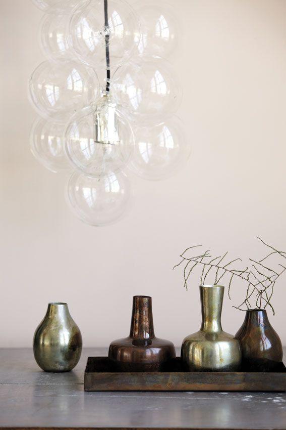 CLUSTER PENDANT LIGHT £130.00 cheaper (£100) on http://www.rockettstgeorge.co.uk/diy-glass-bubble-ceiling-light-29260-p.asp