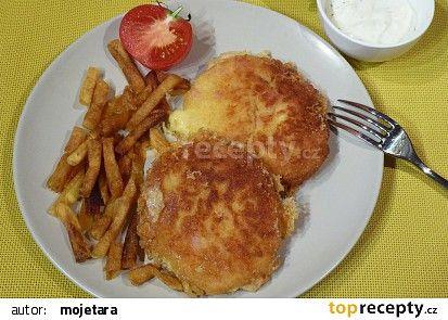 Divoký smažený sýr