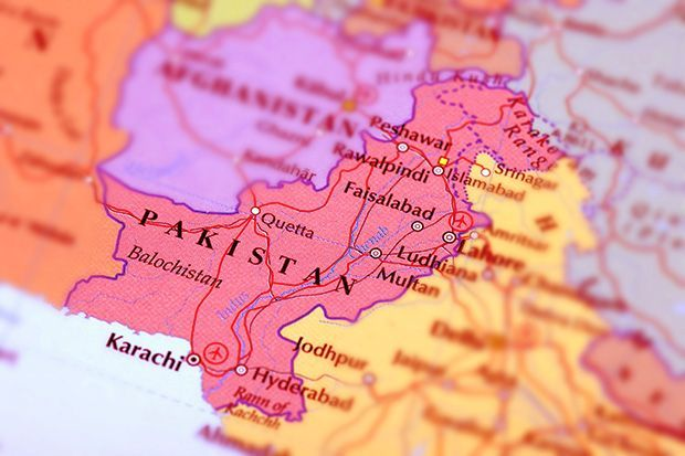 Pakistan Population: 179,160,111  Slaves, est.: 2,127,132  Pakistan's porous borders to Afghanistan mean large populations of displaced people end up in the country, where weak rule of law allows slavery to take many forms. Much like India, Pakistan also has caste traditions that enslave the lower classes.