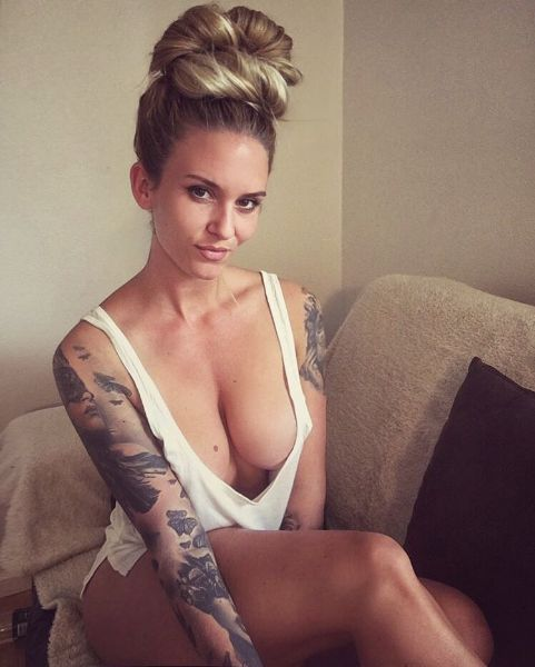 Instagram Crush: Spicy Pics of Natasha Thomsen | Inked