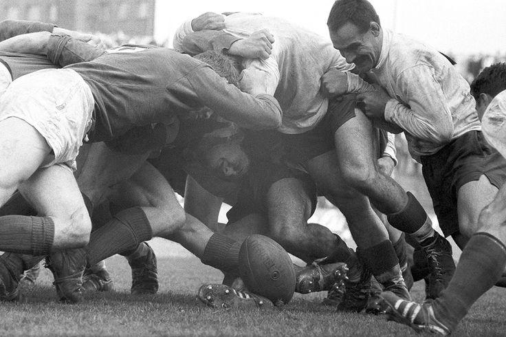 Photo France - Irlande, Colombes 1962 - Presse Sports - L'Équipe