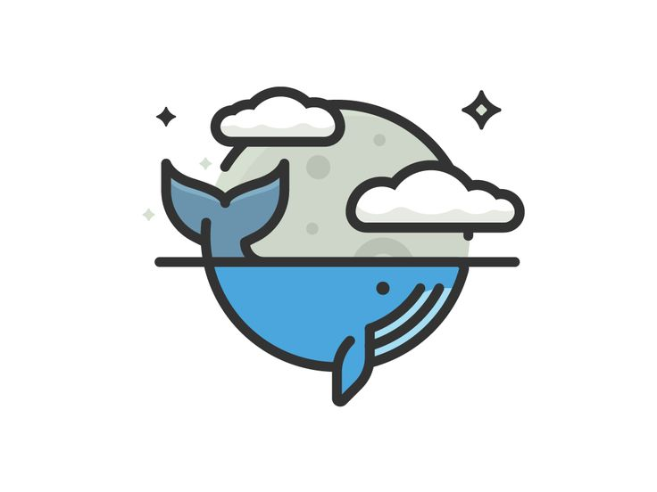 This concept is part of an experimental series of more scenic icons created during my Icon-a-Day exercise in 2016. I am giving this and some of the other ones away for free on my site.