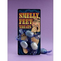 how to get rid of smelly dog feet