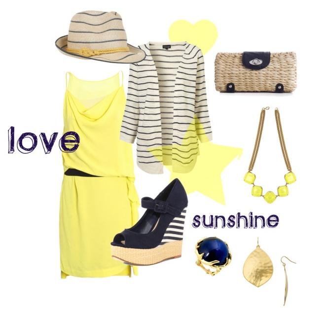 Sunshine love. My list for summer.