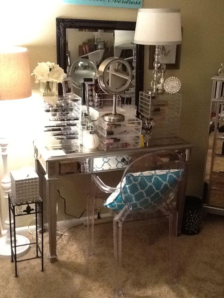 hayworth mirrored furniture. hayworth vanity from pier 1 mirrored furniture