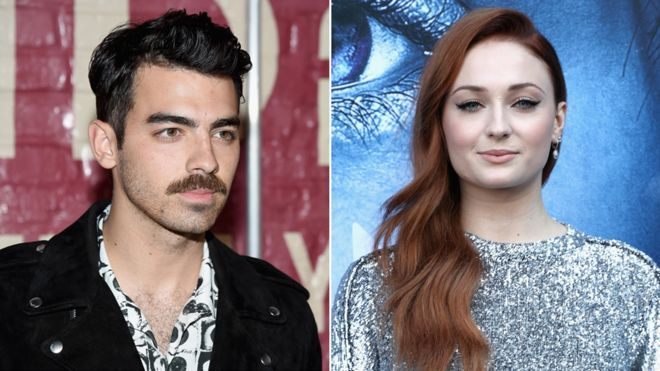"Game of Thrones actress Sophie Turner is to marry Joe Jonas The couple, which has been together since 2016, shared the news on Instagram with the same image of a diamond ring. Turner, who plays Sansa Stark in the fantasy TV drama Game of Thrones, has published the photo with the heading ""I said yes"".   #actress Sophie Turner #American dance and rock band DNCE #Disney Channel #DNCE band #fantasy TV drama Game of Thrones #Game of Thrones #Game of Thrones actress Sophie T"