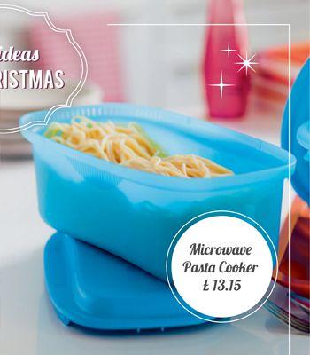 tupperware microwave pasta cooker manual