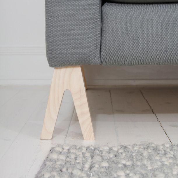 HILLEVI Sofa & Chair Pegs