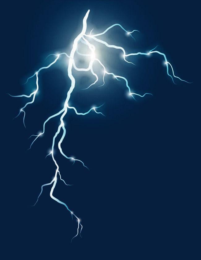 Um Raio Azul, Lightning, O Relâmpago, Sky PNG Imagem para