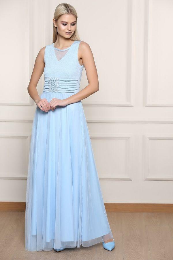 Acik Mavi Abiye Elbise 0015 Kapida Odemeli Ucuz Bayan Giyim Online Alisveris Sitesi Modivera Com Ucuz Abiye Elbiseler Kapi Mavi Abiye Elbise Moda Stilleri
