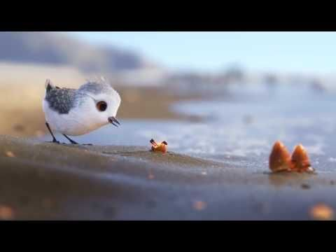 Watch a Bird Overcome Fear in Pixar's Heart-Melting New Short Film Piper - YouTube