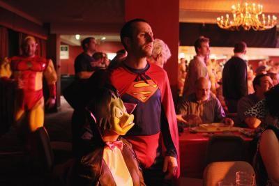 Cómo hacer un traje de Superman