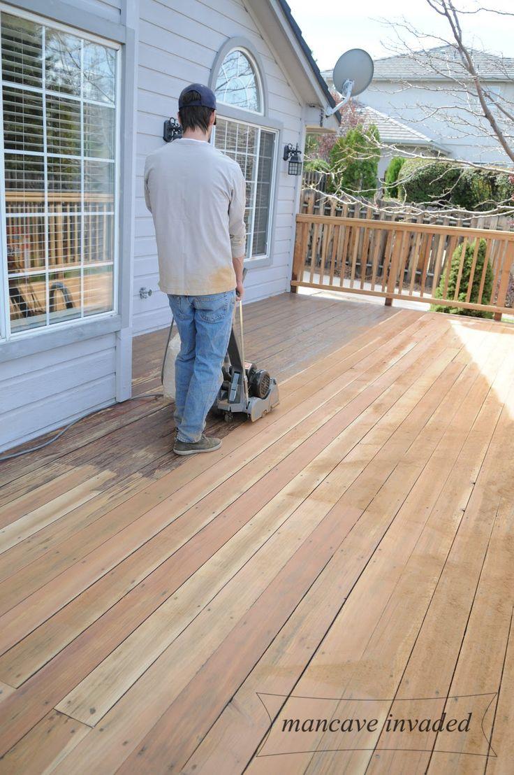The hardwood floor and outdoor deck refinishing company for Hardwood outdoor decking