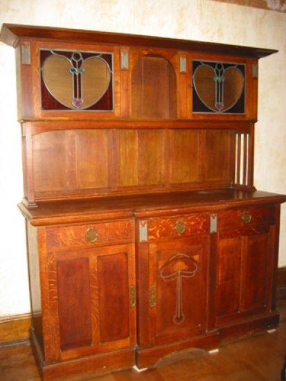 16 Best Mission Style Hutch Images On Pinterest Buffet