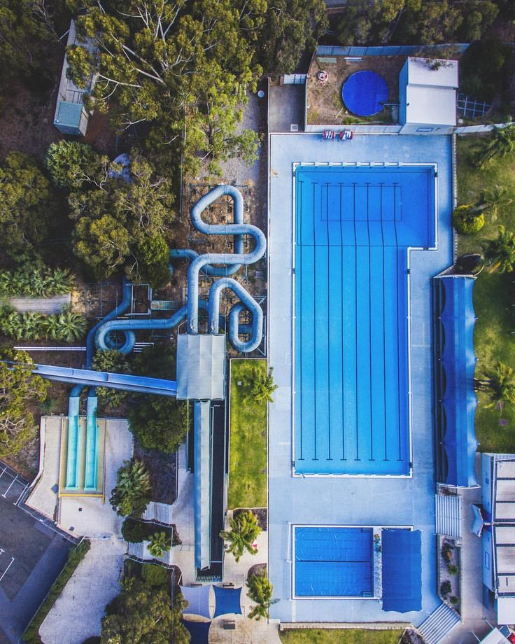 """241 Likes, 14 Comments - @perthbydrone on Instagram: """"Kalamunda Water Park, the whole thing, I remember it being bigger when I was a kid though!"""""""