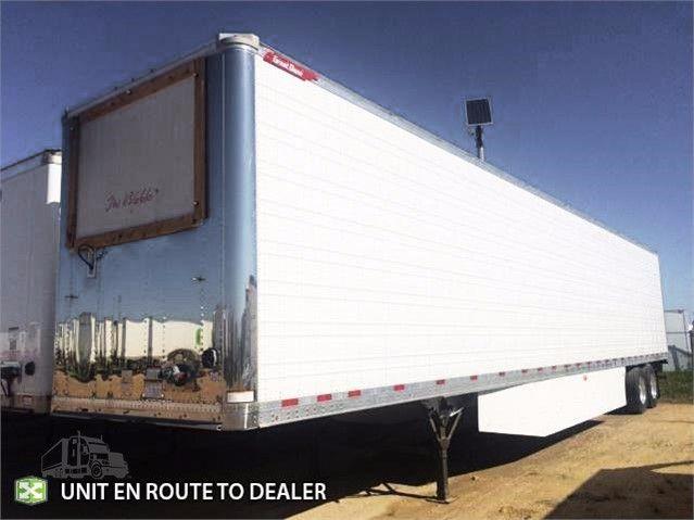 2020 Great Dane Tandem Reefer Van At Truckpaper Com Trailers For