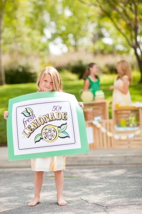 154 best images about Lemonade Day Decor & Stand Ideas on ... Lemonade Sign Kids