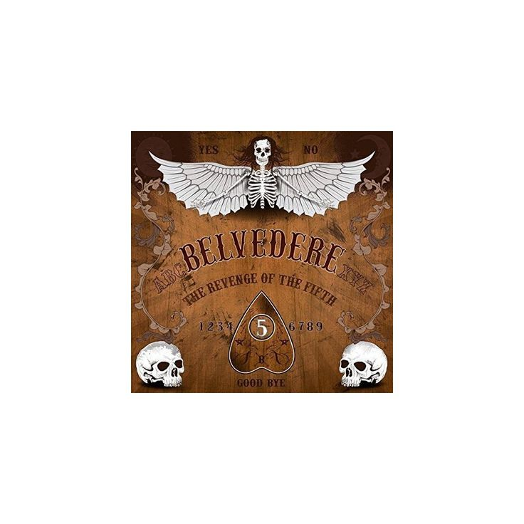 Belvedere - Revenge of the Fifth (CD)