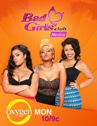 nuude bad girls club