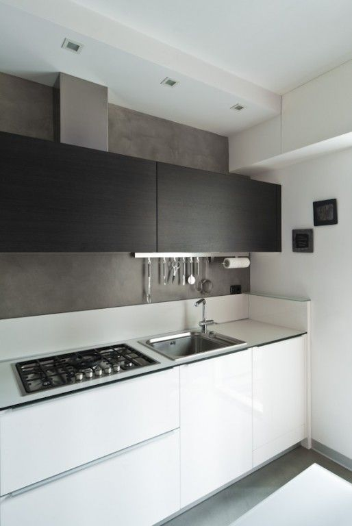 Rivestimento resina cucina cerca con google davinci - Resina parete cucina ...