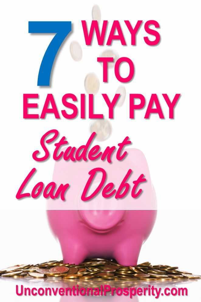 Student Loans: 7 Ways to Easily Pay off Your Debt …